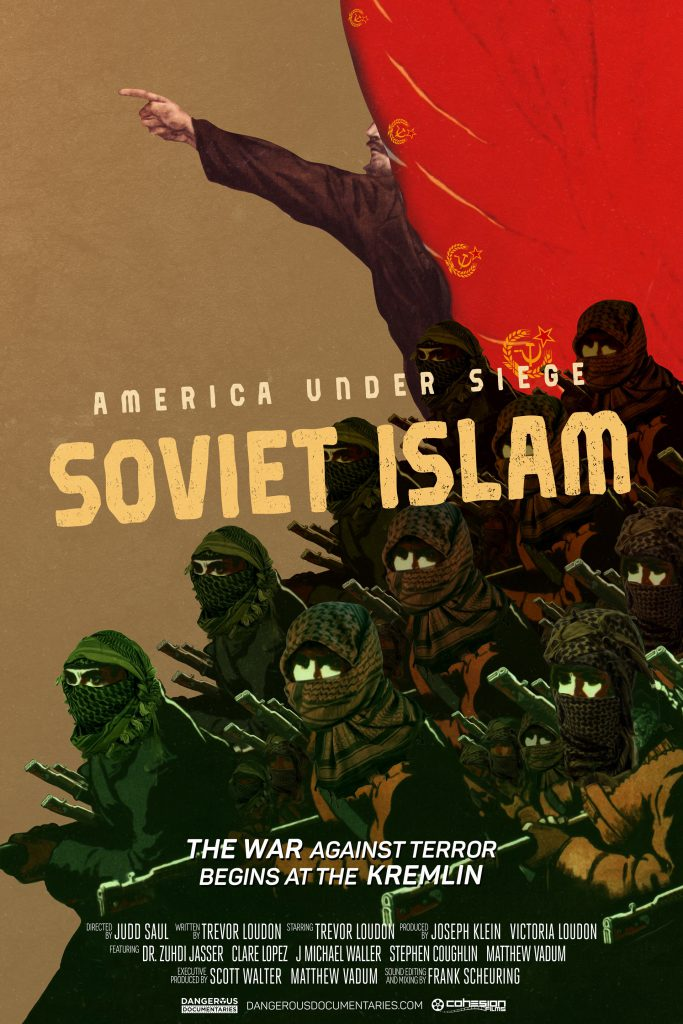 Poster for America Under Siege: Soviet Islam