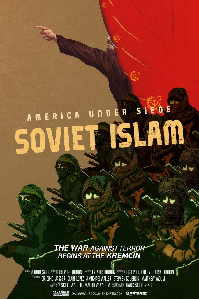 Poster for America Under Siege: Soviet Islam